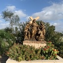 Stations of the Cross garden